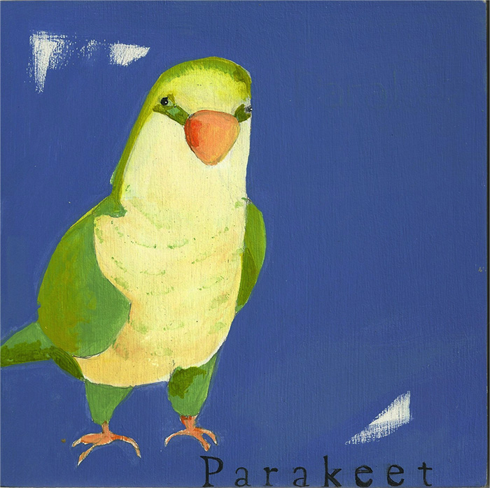 Parakeet-700